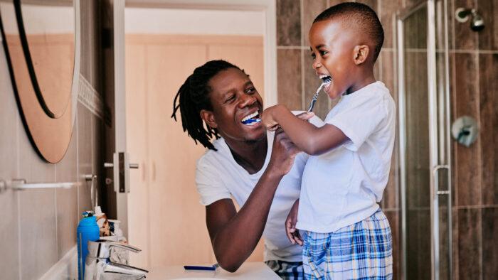brushing teeth fun tips children pediatric dentistry grandville mi